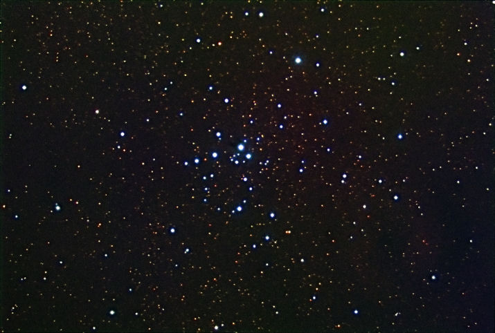 M 21 Open Cluster