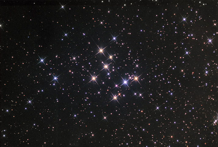 M 29 - Open Cluster of Stars