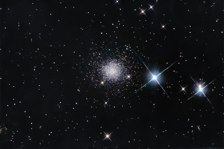 NGC 2419 - The Intergalactic Wanderer