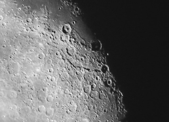 Crater Theophilus