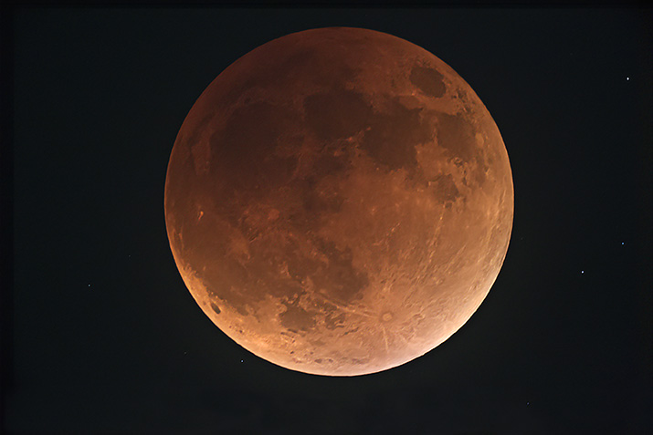 Lunar Eclipse Sept 27, 2015